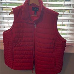 Lands' End Jackets & Coats - Lands end woman's vest never worn